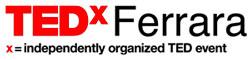 TEDxFerrara Logo